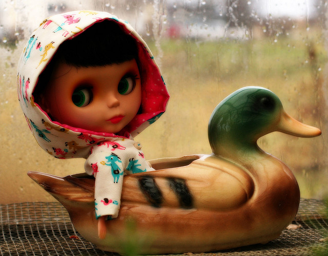 Prudence and Ducky by Shadow Planet on Flickr