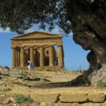 valley of the temples, agrigento, kate bailward