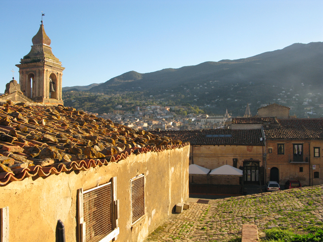 roof, tower, view, castelbuono, kate bailward